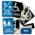 Picture for category View all ADA-Braille Signs