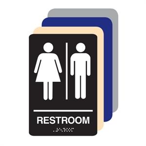Picture of Uni-Sex - ADA Restroom Sign
