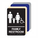 Picture of Family Accessible Restroom Sign